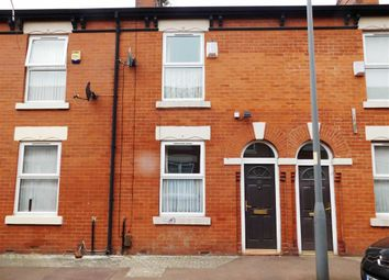 Thumbnail 2 bed terraced house for sale in Pennell Street, Manchester, Manchester