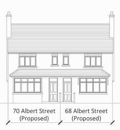 Thumbnail 3 bed semi-detached house for sale in Albert Street, Biddulph, Stoke-On-Trent, Staffordshire