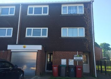 Thumbnail 3 bedroom town house for sale in Cheviot Road, Langley, Slough
