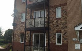 Thumbnail 2 bed flat to rent in Langsett Court, Lakeside, Doncaster, South Yorkshire
