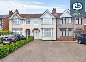Thumbnail 3 bed terraced house for sale in Ernsford Avenue, Lower Stoke, Coventry