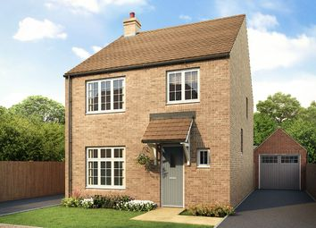 """Thumbnail 4 bedroom detached house for sale in """"Swerford"""" at Bloxham Road, Banbury"""