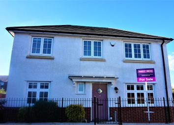 Thumbnail 3 bed detached house for sale in Merville Avenue, Manchester