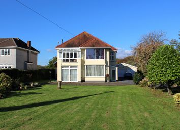 Thumbnail 5 bed detached house for sale in Northway, Bishopston, Swansea, West Glamorgan.