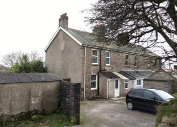 Thumbnail 3 bed end terrace house for sale in 3 Wotter Villas, Wotter, Plympton, Plymouth, Devon
