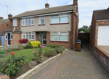 Thumbnail 3 bed semi-detached house for sale in Kenilworth Court, Sittingbourne, Kent