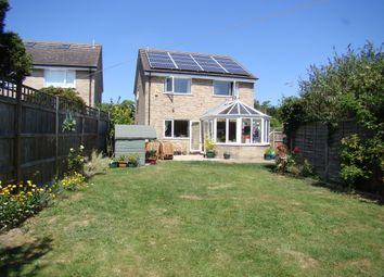 Thumbnail 4 bedroom detached house to rent in Clifden Close, Arrington, Royston, Hertfordshire