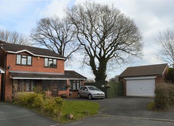 Thumbnail 4 bed detached house for sale in Ivatt Close, Stirchley Lane, Telford, Shropshire.