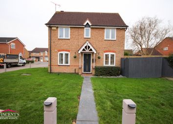 Thumbnail 3 bed link-detached house for sale in Acacia Close, Leicester Forest East, Leicester