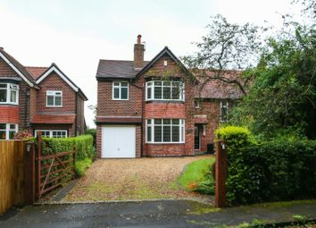 Thumbnail 4 bed semi-detached house for sale in West Lane, High Legh, Lymm