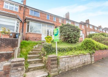 Thumbnail 3 bed terraced house for sale in Glencroft Road, Solihull