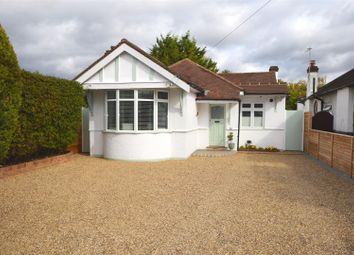 Thumbnail 4 bed detached bungalow for sale in Riverview Road, Ewell, Epsom