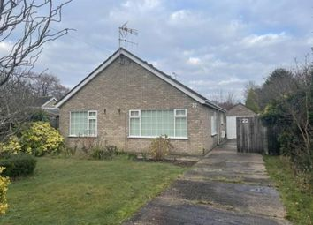 2 bed bungalow for sale in Gardenfield, Skellingthorpe, Lincoln, Lincolnshire LN6