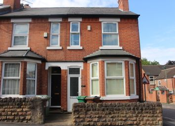 Thumbnail 4 bed end terrace house to rent in Kimbolton Avenue, Nottingham