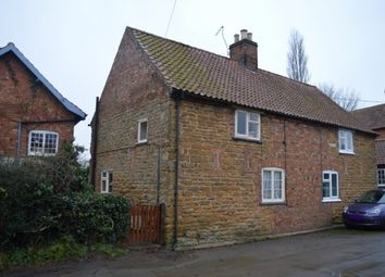 Thumbnail 2 bed cottage to rent in Fishpond Lane, Barkestone, Nottingham