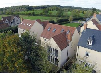Thumbnail 4 bed detached house for sale in Butleigh, Glastonbury