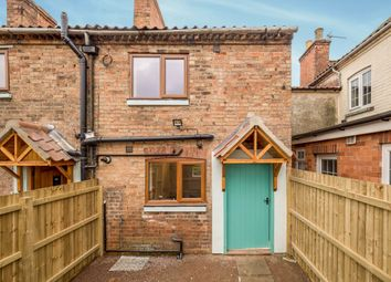 Thumbnail 2 bedroom terraced house for sale in Bailey Lane, Radcliffe-On-Trent, Nottingham