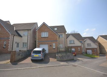 Thumbnail 4 bed detached house to rent in Llys Bethesda, Tumble, Llanelli