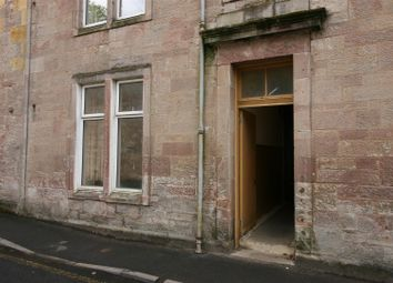 Thumbnail 1 bedroom flat for sale in George Street, Millport, Isle Of Cumbrae