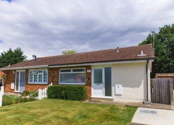 Thumbnail 2 bed bungalow for sale in Lyndhurst Way, Chertsey, Surrey