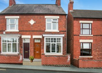 Thumbnail 2 bed semi-detached house for sale in Garendon Road, Shepshed, Loughborough