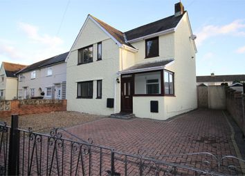 Thumbnail 3 bed end terrace house for sale in Wern Terrace, Rogerstone, Newport