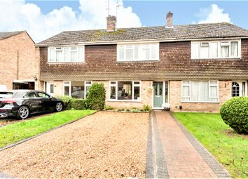 Thumbnail 3 bed terraced house for sale in Burrwood Gardens, Ash Vale, Aldershot