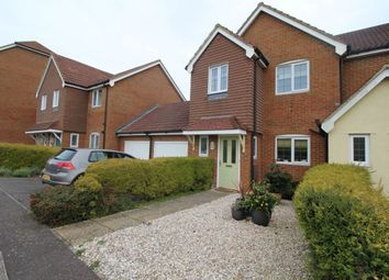 Thumbnail 3 bed semi-detached house to rent in Brisley Close, Kingsnorth, Ashford