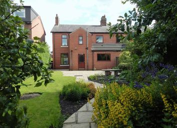 Thumbnail 4 bed semi-detached house for sale in Wham Lane, New Longton, Preston
