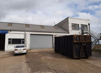 Thumbnail Industrial to let in Laundry Road, Minster, Ramsgate