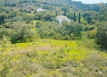 Thumbnail Land for sale in Juncais, São Brás De Alportel, East Algarve, Portugal