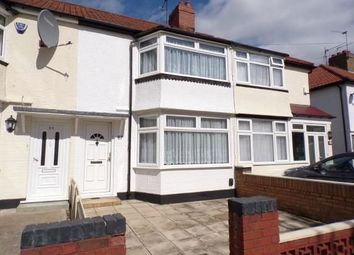 Thumbnail 2 bed terraced house to rent in Elmcroft Avenue, London