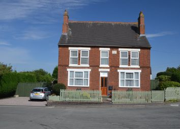 Thumbnail 4 bed detached house for sale in New Street, Donisthorpe