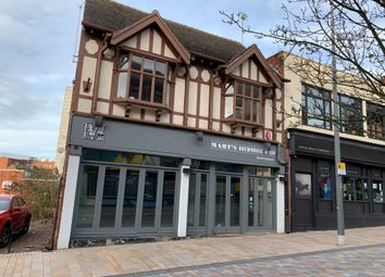Thumbnail Restaurant/cafe for sale in 66-68 Piccadilly, Hanley, Stoke-On-Trent, Staffordshire