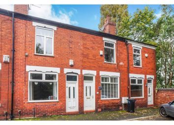 Thumbnail 2 bed terraced house for sale in York Street, Stockport