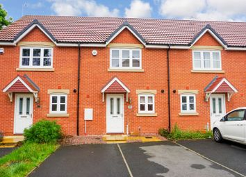 Thumbnail 2 bed town house for sale in Buckthorn Way, Great Glen, Leicester