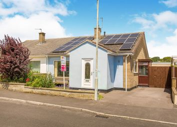 Thumbnail 2 bed semi-detached bungalow for sale in Catherston Close, Frome