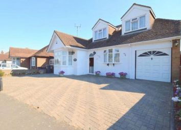 Thumbnail 4 bed bungalow for sale in Grasmere Road, Luton