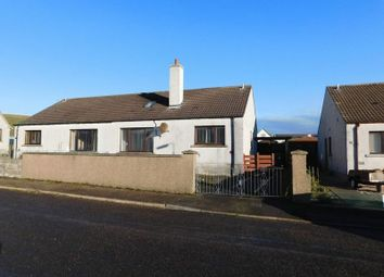 Thumbnail 3 bed semi-detached bungalow for sale in Holborn Place, Scrabster, Thurso, Caithness