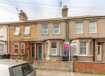 Thumbnail 2 bed terraced house for sale in Crescent Road, Birchington