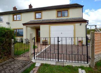 Thumbnail 4 bed semi-detached house for sale in Hillside, Laversdale, Irthington