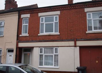 Thumbnail 1 bed property to rent in Lansdowne Road, Leicester
