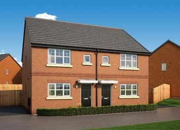 "Thumbnail 3 bed property for sale in ""The Laskill At Willow Park "" at Thirlmere Drive, Middleton, Manchester"