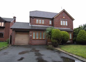 Thumbnail 4 bed detached house for sale in Acer Leigh, Aigburth, Liverpool
