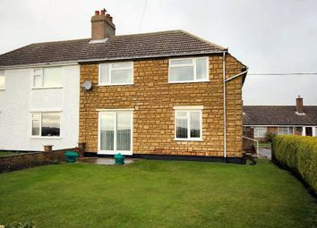 Thumbnail 3 bed semi-detached house for sale in Main Street, Coveney, Ely