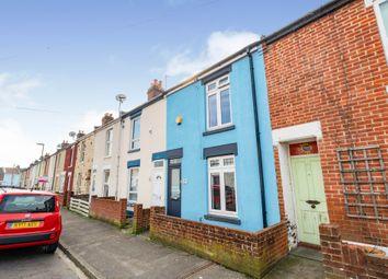 Thumbnail 2 bed terraced house for sale in Pelham Road, Gosport