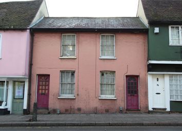 Thumbnail 2 bed terraced house for sale in East Hill, Colchester, Essex