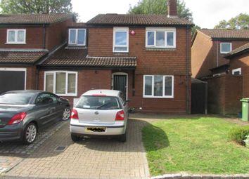 Thumbnail 4 bed semi-detached house to rent in Nash Close, Elstree, Borehamwood