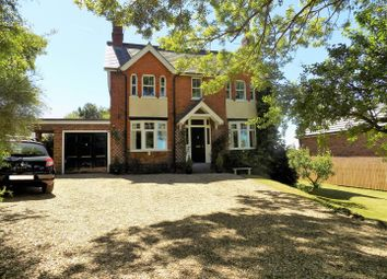 Thumbnail 4 bed detached house for sale in Main Road, Barnstone, Nottingham