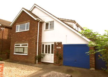 Thumbnail 3 bed detached house for sale in Whitestone Road, Scunthorpe
